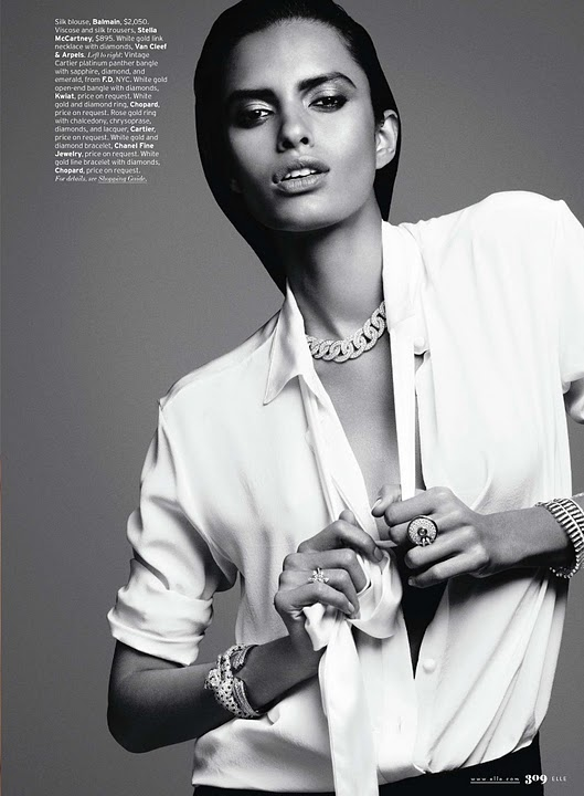 Lakshmi Menon, an India in Paris